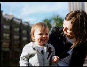 Mum and daughter from Little Hotdog Watson