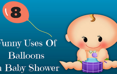 8 Funny Uses of Balloons In Baby Shower Party