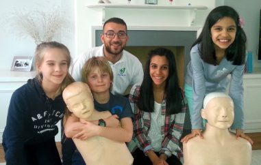 First Aid for Life Teenagers Course