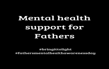 Mental Health Support for Fathers