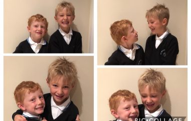 The emotional journey when your youngest child starts school