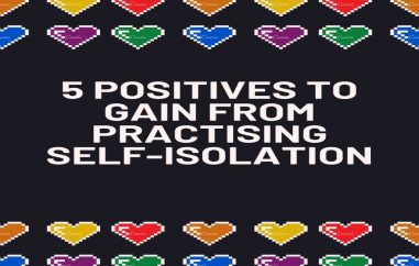 practising self-isolation